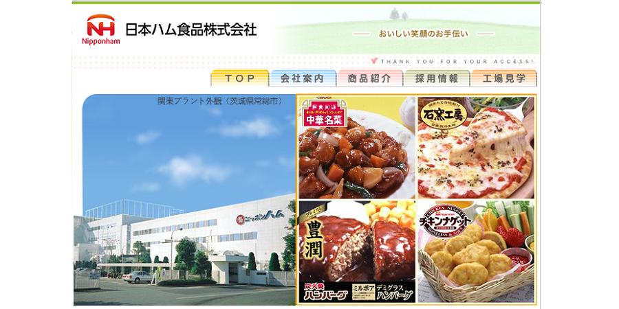 日本ハム食品
